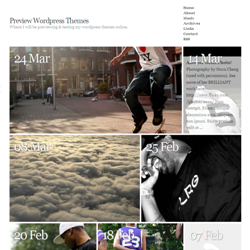 Премиум-тема для фотоблогов AutoFocus