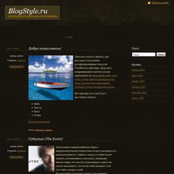 Тема WordPress FabricPress