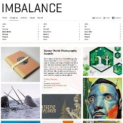 Премиум-тема Imbalance