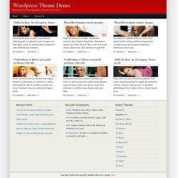 Тема WordPress Magadine