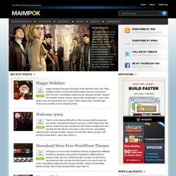Премиум-тема Maimpok