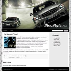 Автомобильная тема Mercedese Race