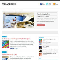 Премиум-тема Palladiumize
