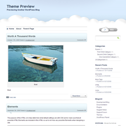 Тема WordPress proClouds