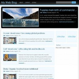 Тема WordPress Roundbox